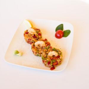 Shrimps Campeche