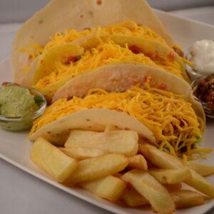 Такос Грандес в Мексикански ресторант в Пловдив - Сомбреро 2