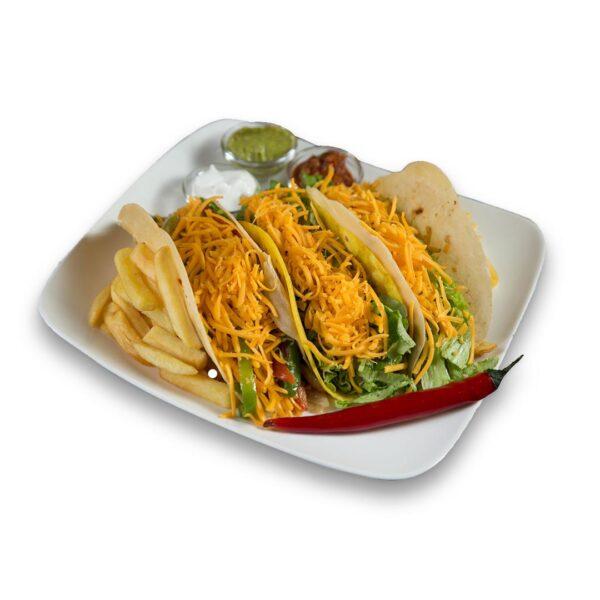 Такос Грандес в мексикански ресторант Сомбреро 2