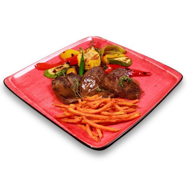 Телешки бон филета в мексикански ресторант Сомбреро 2