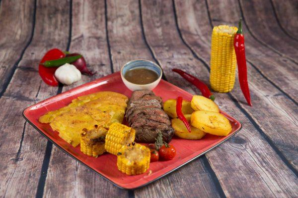 Fillet beef steak