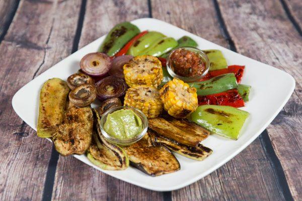 Asada vegetables
