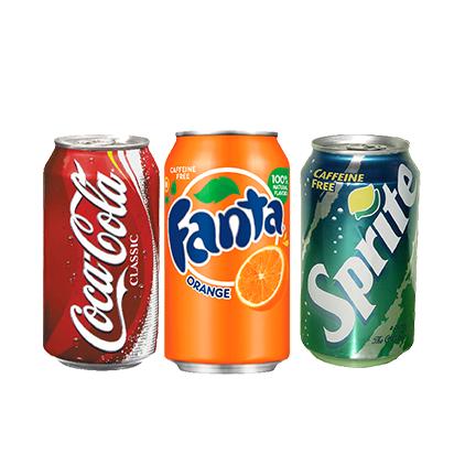 Soft drink 330ml