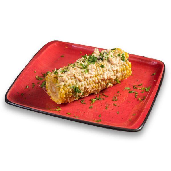 Мексиканска улична царевица в мексикански ресторант Сомбреро 2