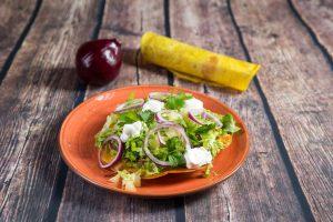 Tostada Atun y avocado