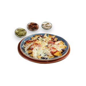 Начос кон Поло в мексикански ресторант Сомбреро 2