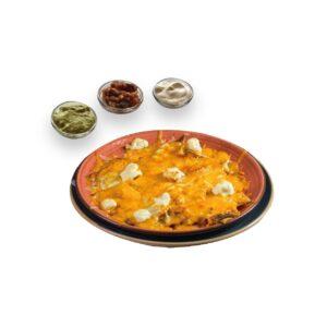 Начос кесос в мексикански ресторант Сомбреро 2